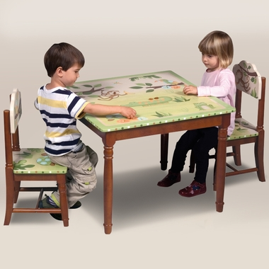 Papagayo Table & Chairs Set by GuideCraft