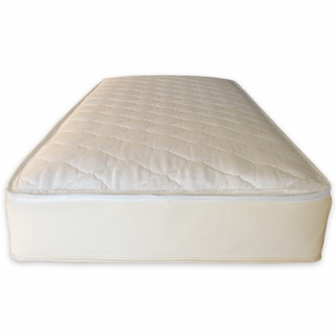 2 in 1 Organic Cotton Ultra Full Mattress by Naturepedic