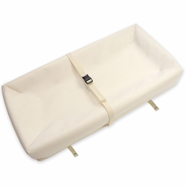 Organic Cotton Changing Pad 4-Sided Contoured by Naturepedic