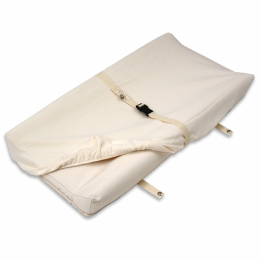 Natural Organic Changing Pad Cover 2-Sided Contoured by Naturepedic