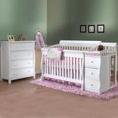 Tuscany Convertible Crib Collection