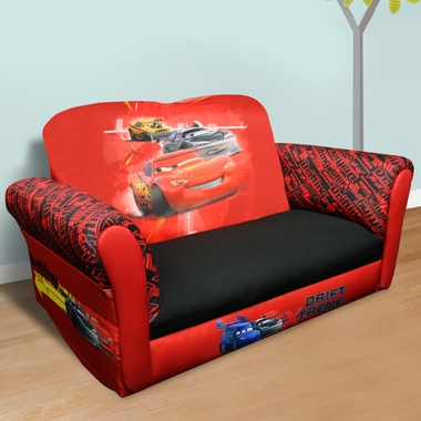 Mickey mouse club house sofa mickey mouse tc85608mm by delta kids