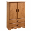 Country Pine Huntington Armoire by SouthShore