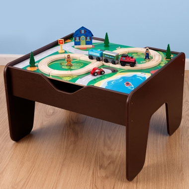 2-in-1 Activity Table with Board by KidKraft