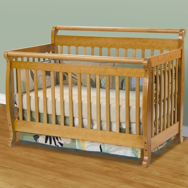 Davinci Jayden 4 In 1 Convertible Crib In White Click To