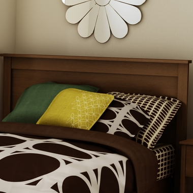 Cherry Vito Full/Queen Headboard by SouthShore