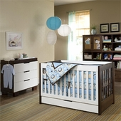 Mercer Crib Collection