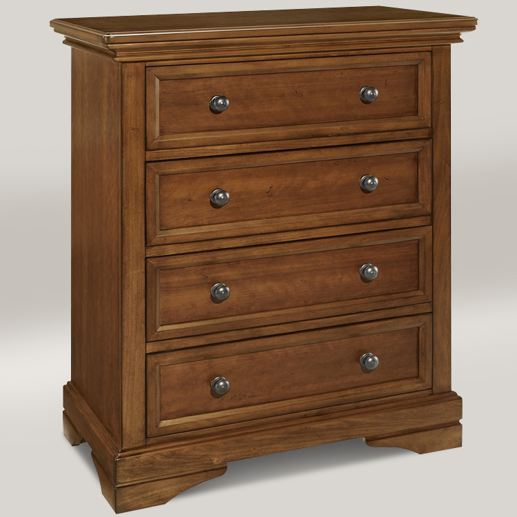 Tuscan Waverly 4 Drawer Chest by Westwood Design