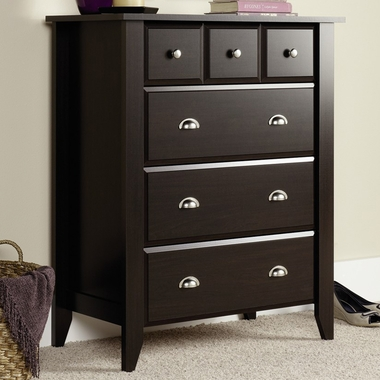 Jamocha Shoal Creek 4 Drawer Dresser by Child Craft - Click to enlarge