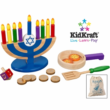 Chanukah Set by KidKraft
