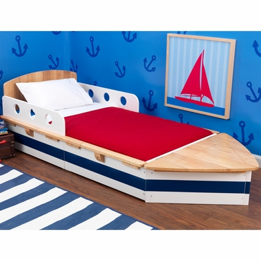 Boat Toddler Bed by KidKraft