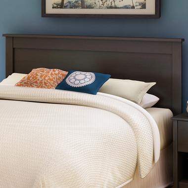 Chocolate Fusion Full/Queen Headboard by SouthShore - Click to enlarge