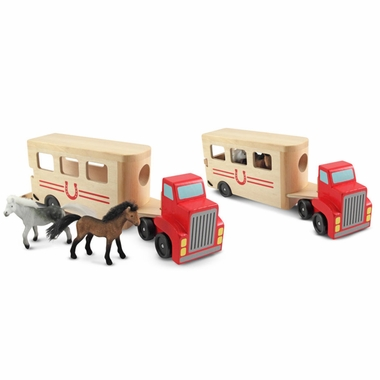 Horse Carrier by Melissa & Doug