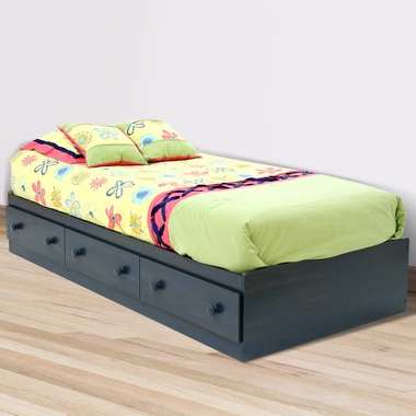 Blueberry Provincetown Mates Bed Box by SouthShore