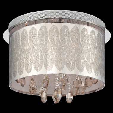 Giustina Flush Mount by Lite Source