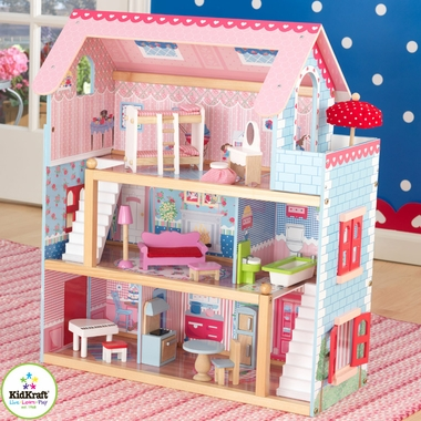 Chelsea Doll Cottage by KidKraft