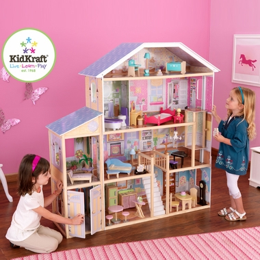 Majestic Mansion Dollhouse by KidKraft