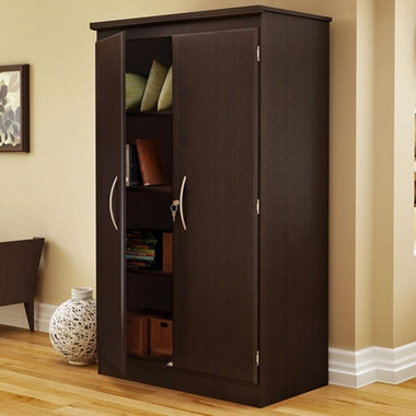 Chocolate Axess Storage Cabinet by SouthShore - Click to enlarge