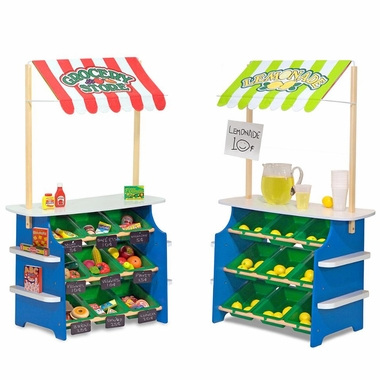 Grocery Store / Lemonade Stand by Melissa & Doug