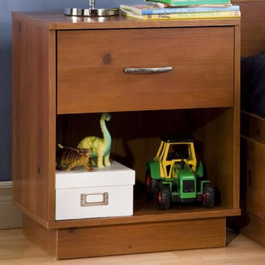 Sunny Pine Logik Night Table by SouthShore