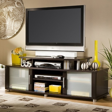 Chocolate City Life TV stand by SouthShore - Click to enlarge