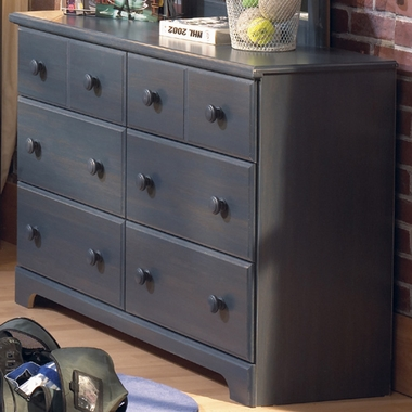 Blueberry Provincetown Double Dresser by SouthShore
