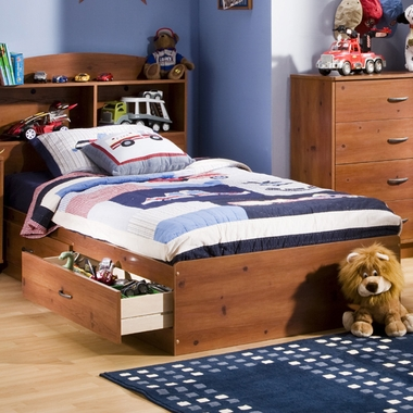 Sunny Pine Sand Castle Mates Bed by SouthShore