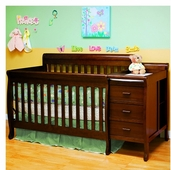 Kimberly Convertible Crib & Changer Collection