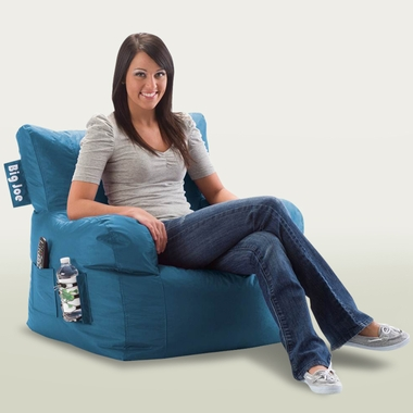Pacific Blue Big Joe Dorm Chair by Comfort Research - Click to enlarge