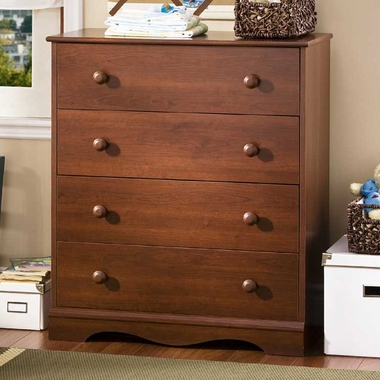 Royal Cherry Sweet Morning 4 Drawer Chest by SouthShore