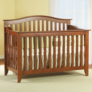 Sienna Salerno Convertible Forever Crib by Pali - Click to enlarge