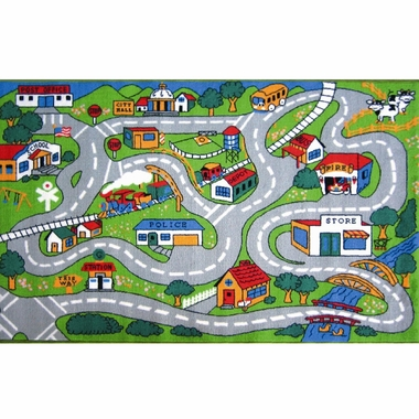 Country Fun Rug 39