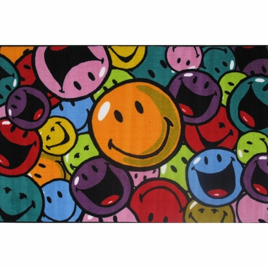 Smiles & Laughs Rug 19