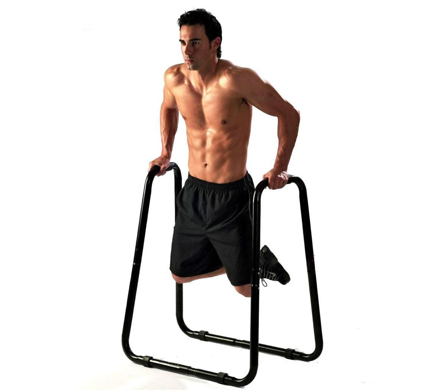 Ultimate Body Press Dip Stations Pull Up Bars And