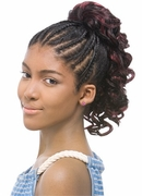MODEL MODEL Drawstring PonyTail Valenteen