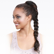 BOBBI BOSS Synthetic Drawstring Ponytail Braid Spirit 20""