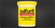 Sulfur8 Medicated Anti-Dandruff Hair and Scalp Conditioner 7oz
