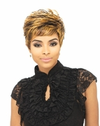 PAULA Synthetic wig by Janet Collection