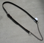 Leather Lip Cord