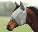 Cashel Crusader Standard w/Ears Fly Mask