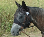 Cashel Standard Quiet Ride w/Ears Fly Mask