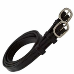 Leather Spur Straps in Adult and Child Sizes