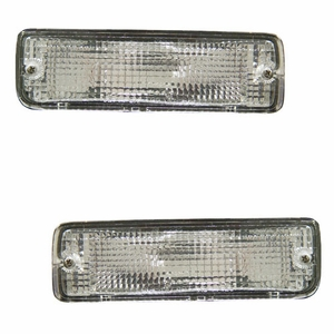 Toyota Pickup 89-95 Bumper Light Clear - Click to enlarge