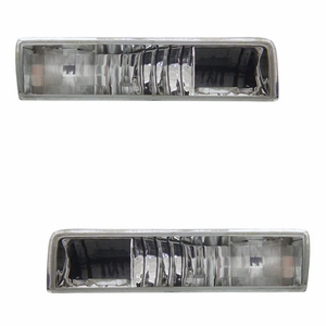 Honda Prelude 97-02 Bumper Light Clear - Click to enlarge