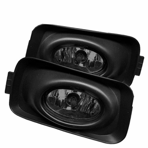 Acura TSX 03-05 Fog Lights (Smoke) - Click to enlarge