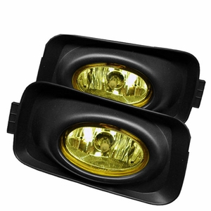 Acura TSX 03-05 Fog Lights (Yellow) - Click to enlarge