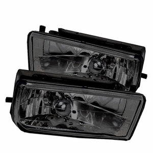 BMW 3 Series E36 91-98 Fog Lights without Wiring Kits and Switch (Smoke) - Click to enlarge