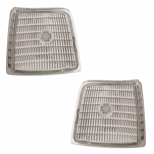 Ford F150 F250 / Bronco 92-96 Sider Marker Euro Crystal - Click to enlarge