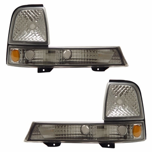 Ford Ranger 98-01 Bumper Light Euro Amber - Click to enlarge