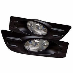 Honda Accord 2006-On 2 Door (U.S. Type) Fog Light with Wiring Kits and Switch - Click to enlarge
